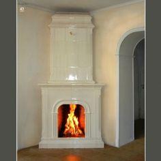 BorysArt - piece kaflowe, ceramika, malarstwo, rzeźba Stove Fireplace, Fireplace Mantle, Wood Burner Stove, Interior Architecture, Interior Design, Design Case, Hearth, Interior Inspiration, Beautiful Homes