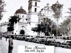 Honduras historic site
