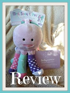 Mixed Bag Mama: Cute & Cuddly Sock T. Pus (Review)