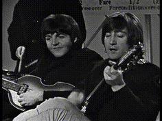 "im-john-the-walrus: ""Mclennon Lennon/McCartney """