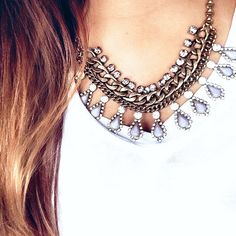 Get unlimited statement necklaces delivered straight to your doorstep with Rocksbox!
