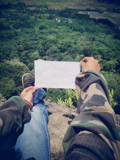 #Selaluadahikmahdisetiapperjalanan #Onedayonehiking #Munara
