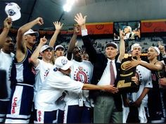 university of arizona basketball | University-of-Arizona-Mens-Sports-Basketball-1997-NCAA-Champions-UAZ-M ...