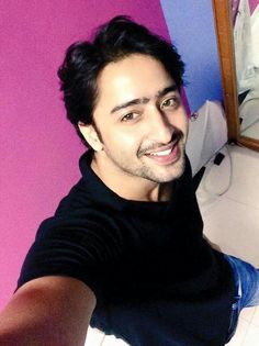 Shaheer Sheikh on Tv Actors, Actors & Actresses, Hair Color For Black Hair, Brown Hair, Indian Drama, Love Songs For Him, Erica Fernandes, Shaheer Sheikh, Dream Boy