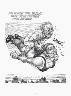Robert Crumb unburdens himself with a volume dealing with his sexual foibles...