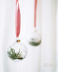 simple ornaments