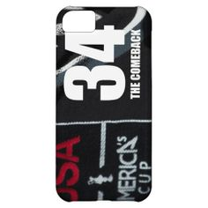 Cellphone Skins 34 the Comeback Cover For iPhone 5C