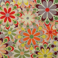 Latest Designer Fabric 'Veranda in Sunset' by . Buy online or visti our fabric retail store in Christchurch.