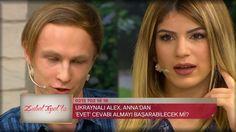Zuhal Topal'la 195. Bölüm (HD) | Anna Ukraynalı Aleks'e Ne Cevap Verdi?