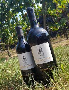 Chateau Lamartine Castillon Cotes de Bordeaux . Hommage Magnum & Bottle (2) . @Chris Fortin 2018 Magnum, Bordeaux, Wine, Bottle, Drinks, Drinking, Flask, Drink, Bordeaux Wine