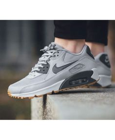 42a5c0a37788 Comfortable Nike Air Max 90 Grey GE099 558 Trainer Sale UK Nike Air Max For  Women