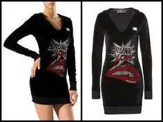 Philipp Plein Million Dollar Jersey Dress Black http://www.boudifashion.com/new-in-designer-fashion/departments/womens-designer-clothes/philipp-plein-million-dollar-jersey-dress-black.html #PhilippPlein #Shopping #Boudifashion #Designer #Clothing #BlackDress #Drunkinlove #Valentines #Love #Heart #Clebes #Style #PhilippPleinDresses