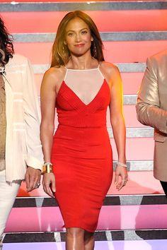 Jennifer Lopez Photos - Jennifer Lopez's 'American Idol' Fashions - 8 - Celebuzz