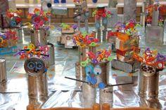 jufjanneke.nl - De Uitvinder Professor, Wind Machine, Wordpress, Class Projects, Creative Words, Runes, Kids, Crafts, Robots