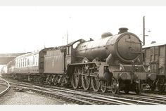 61651 Derby County sandringham class locomotive