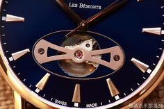 Les Bémonts Open Heart automatic Rolex Watches, Heart, Accessories, Hearts