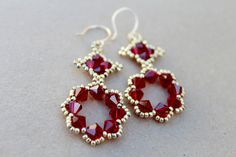 8a9e39718 1824 Best Jewelry - Earrings images in 2019 | Beaded Jewelry, Boucle ...