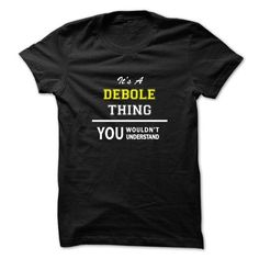 Online only - DEBOLE shirt of friends and family DEBOLE - Coupon 10% Off
