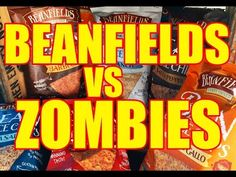 Vegan Snacks in Zombie Apocalypse - YouTube