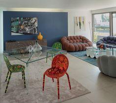'L'Artesanía de Vivir' by Roche Bobois   Loop Chair designed by Cédric Ragot   Mexico 2016