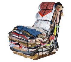 Fauteuil Rag Chair