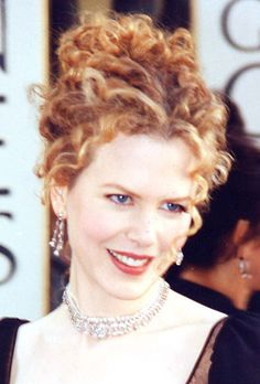 1997 from Nicole Kidman's Hair Through the Years | E! Online
