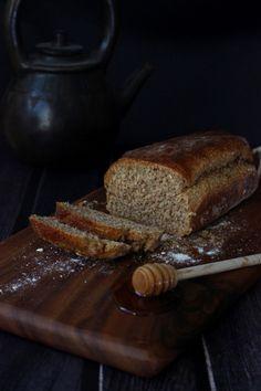 Honey-Spelt Bread