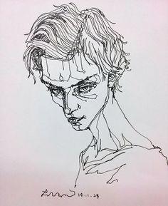 사진 10 minutes drawing