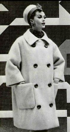 ves Saint Laurent pour Dior, 1959