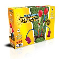 JustAddCoffee- The Homeschool Coupon Mom : Save 50% On Stomp Rockets!