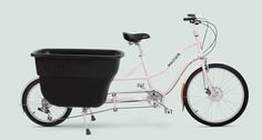 I need this! I could haul the boys or food from the farmers market! I found this on shop.madsencycles.com