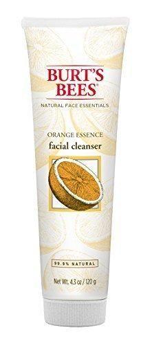 Burt's Bees Orange Essence Facial Cleanser 4.34 Ounces