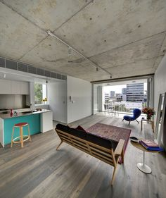 Studios 54 // Hill Thalis Architecture + Urban Projects