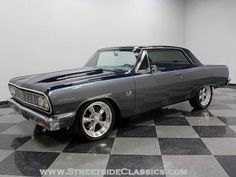 1964 Chevrolet Chevelle..Brought to you by #CarInsurance Agents at #houseofinsurance in Eugene, Or.