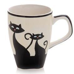 Cat Coffee Mug  - Cute