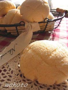 *ガリガリ*メロンパン* by makoto♪ [クックパッド] 簡単おいしいみんなのレシピが137万品