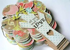 Perfect for a family tree mini book
