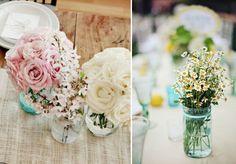 Weddings & Mason Jars