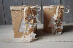 Blog Hop Laterne, Bild1, gebastelt mit Produkten von Stampin' Up!. -oder als Präsenttüte...