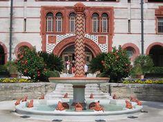 St. Augustine Express - FloridaFunShuttle.com /ponce%2520de%2520leon%2520hotel%2520fountain.JPG