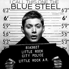 The Legendary-Blue-Steel. | Community Post: The Many Pouts Of Jensen Ackles