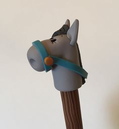 Your place to buy and sell all things handmade Horse Pens, Stick Horses, Button Decorations, Polymer Clay Animals, Pasta Flexible, Biscuit, Cold Porcelain, Kugel, Sculpture Art