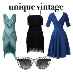 """Decades of Style"" by maddydanja94 ❤ liked on Polyvore featuring Iconic by UV and contest"