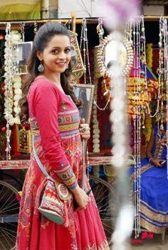 Bhavana in Adventures Of Omanakuttan