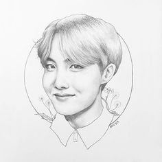 People only believe in what they want to believe ♀️ . . #wip #doodle #illustration #instaart #sketch #inspiration #hair #cool #love #bts #junghoseok #hoseok #jhope #일상 #그림 #일러스트 #스케치 #드로잉 #방탄소년단 #정호석 #제이홉