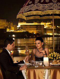 The leela hotel shoot