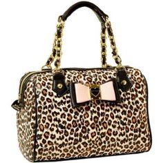 c33f48093e0e Betsey Johnson Leopard Bag Brand new item Betsey Johnson Bags Shoulder Bags  Bolsas Michael Kors,