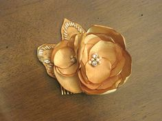 Exclusively handcrafted Designer Bridal Hair Comb SOLD