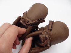 mocassins en plein air bottes mocassin en cuir vente par ALBERTWATT