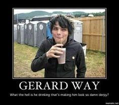 Image result for gerard way memes